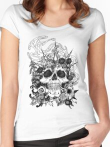libertate in perpetuum Women's Fitted Scoop T-Shirt