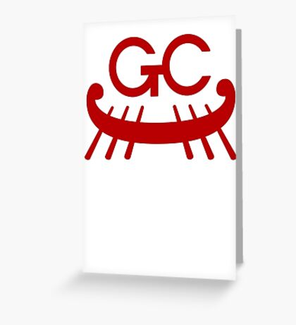 Galley La Luffy Greeting Card