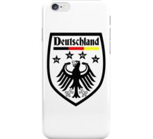 Germany World Cup Champion 2014 iPhone Case/Skin