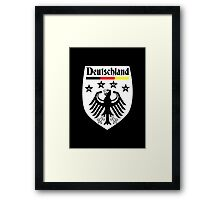 Germany World Cup Champion 2014 Framed Print