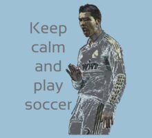 Keep Calm by Cristiano Ronaldo by refreshdesign