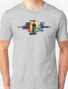 Rome door Unisex T-Shirt