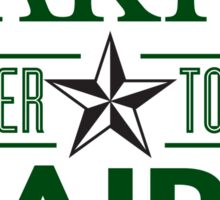 AIR/AKF Stronger Together  Sticker