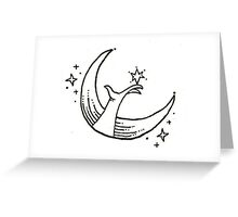 Moon Magic Greeting Card