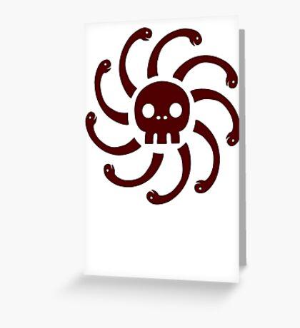 Boa Hancock Jolly Roger Greeting Card