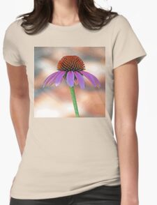 Springing Up Womens Fitted T-Shirt