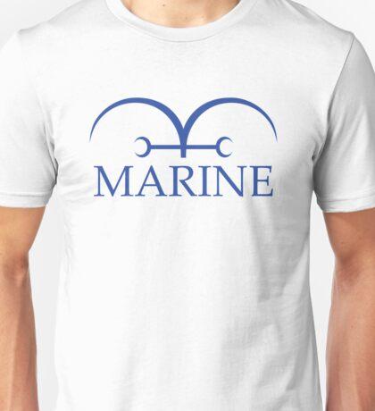 Marine White Flag T-Shirt