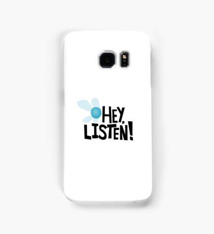 HEY. Samsung Galaxy Case/Skin