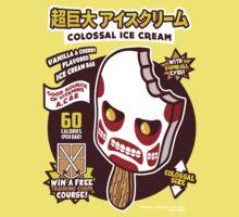Colossal Ice Cream One Piece - Short Sleeve