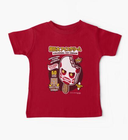 Colossal Ice Cream Baby Tee
