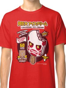 Colossal Ice Cream Classic T-Shirt