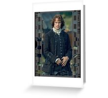 Jamie film still Greeting Card