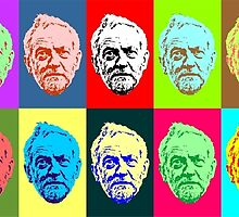 Colourful Corbyns by Smallbrainfield