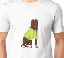 Bully in a Hoodie (Green) Unisex T-Shirt