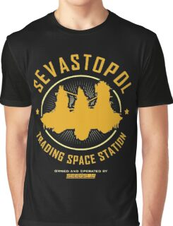 Sevastopol Station Graphic T-Shirt