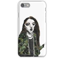 Creepin Teen  iPhone Case/Skin