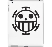 Heart Pirates Jolly Roger iPad Case/Skin