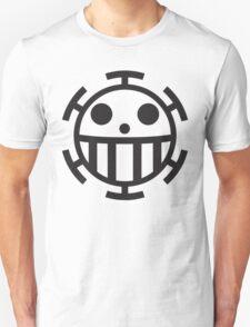 Heart Pirates Jolly Roger Unisex T-Shirt