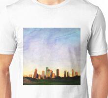 Houston Skyline Unisex T-Shirt