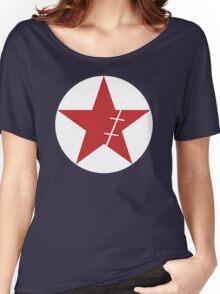 Zoro Crimin Star Women's Relaxed Fit T-Shirt
