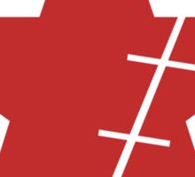 Zoro Crimin Star Sticker