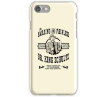 Dr. King Schultz iPhone Case/Skin