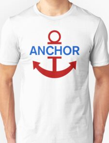 Luffy Anchor T-Shirt