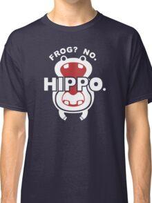 Frog?  No. Hippo. Classic T-Shirt
