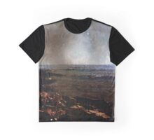 Storm-Bruised Sky Graphic T-Shirt