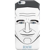 Robin McLaurin Williams iPhone Case/Skin