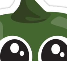 Harvest Cuties: Javi Sticker