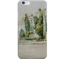 St John Street by Muriel Sluce iPhone Case/Skin