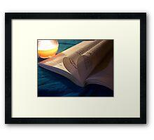 Book,Reading,Read,Words,Literature,Bookworm Framed Print