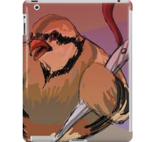 The Doctor is going to Hurt You iPad Case/Skin