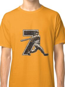 7 - The Mick (vintage) Classic T-Shirt