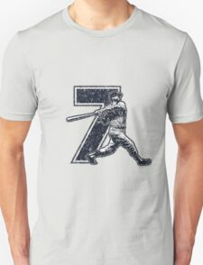 7 - The Mick (vintage) Unisex T-Shirt