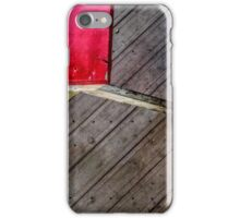 Picnic Planks iPhone Case/Skin