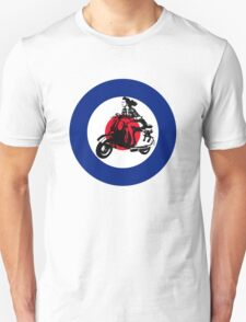 mod fashion Unisex T-Shirt
