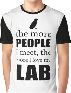 Labrador Retriever Graphic T-Shirt