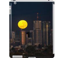 Super Moon iPad Case/Skin