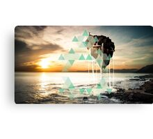 earth to sky  Canvas Print