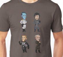 SWR S3 New Villains  Unisex T-Shirt