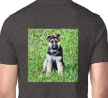 German Shepherd ( Rusty ) Unisex T-Shirt