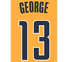 Paul George Photographic Print