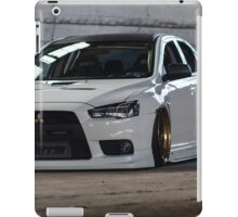 Evo X Slammed iPad Case/Skin