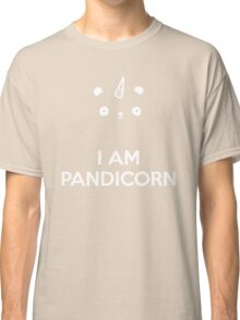 I Am PandiCorn Classic T-Shirt