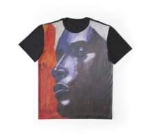 Waris Dirie - Open your eyes for my world Graphic T-Shirt