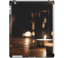 Candlelight peace iPad Case/Skin