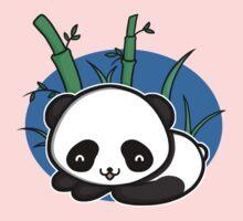 Cúte Panda Kids Tee
