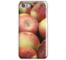 An Apple a Day iPhone Case/Skin